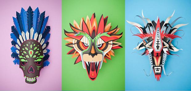 Carnaval gráfico, por INK Studio