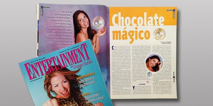 Revista Entertainment
