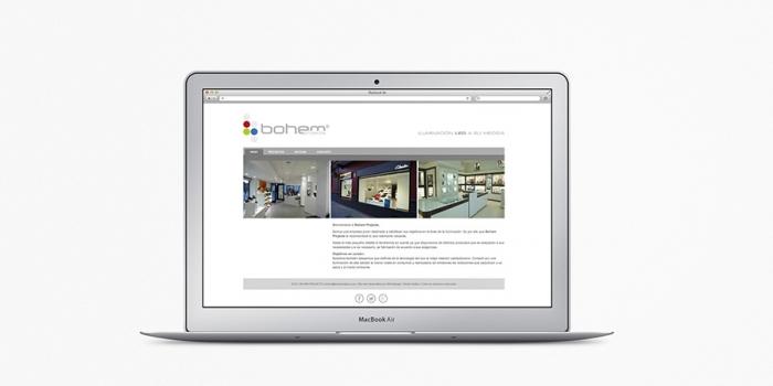 Bohem Projects (Web)