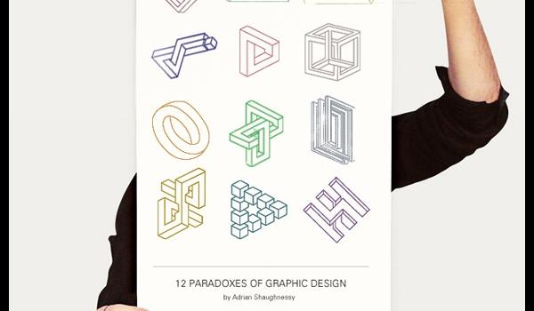 12 paradojas del Diseño Gráfico
