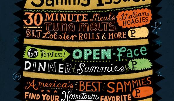 Cuando la tipografía forma parte de la ilustración