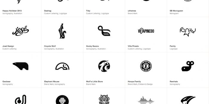 Los 30 mejores logos de identidad corporativa de Gert van Duinen