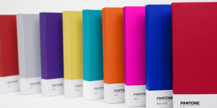 La historia de los colores Pantone
