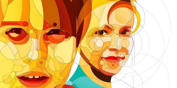 """""""Faces"""" por Charles Williams"""